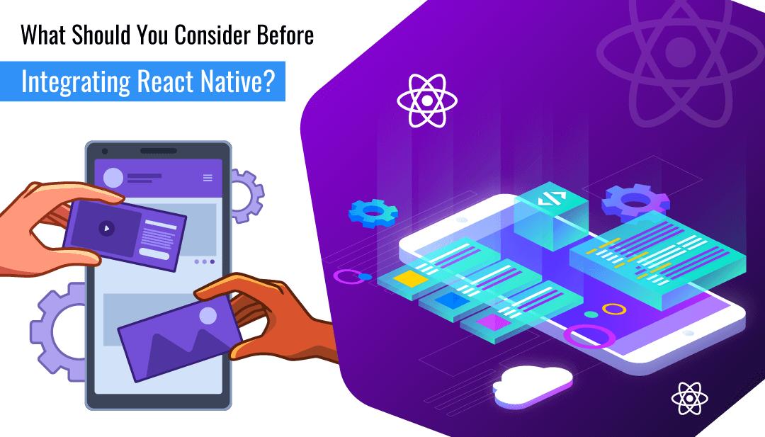 Convert Native App to React Native App